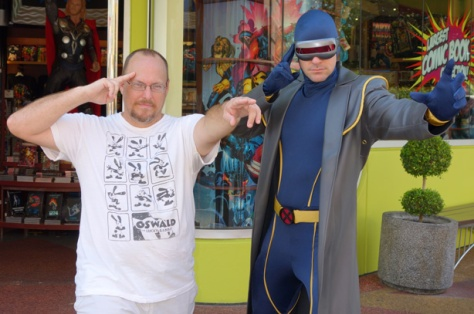 Cyclops at Universal Islands of Adventure 2012