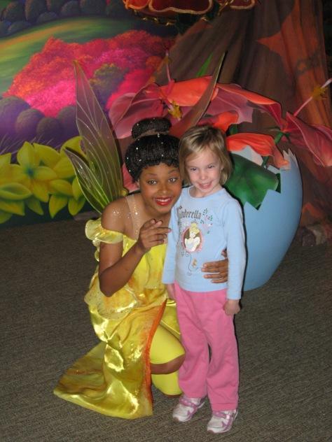 Iridessa in Magic Kingdom 2008