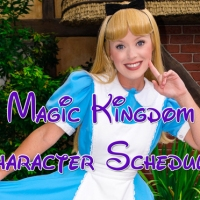 Magic Kingdom Character Schedule