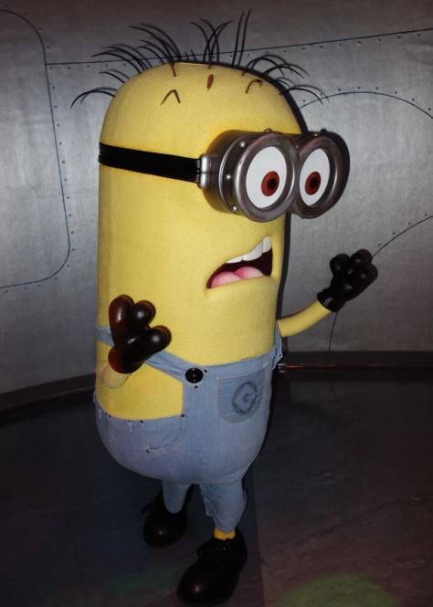 Minions Universal Studios  2012