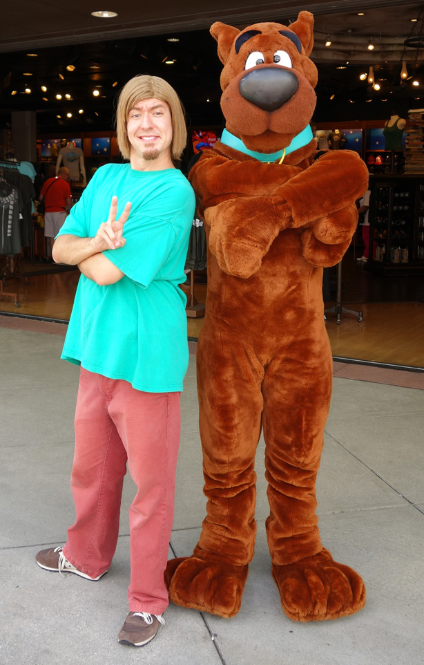 Universal Studios Scooby Doo