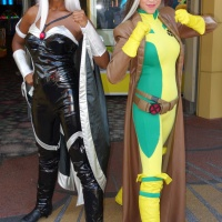 Storm and Rogue