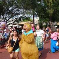Wendell from the Country Bears