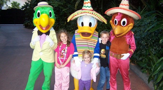Rumor:  Three Caballeros may meet for Limited Time Magic