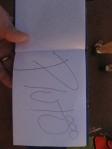 4 Plutos Autograph