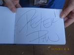41 Peter Pans Autograph
