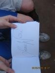 42 Snow Whites Autograph