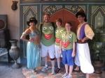 8 Aladdin & Jasmine