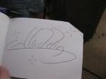 8 Aladins Autograph