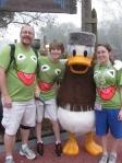 9 Donald Duck