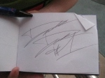 9 Donald Ducks Autograph