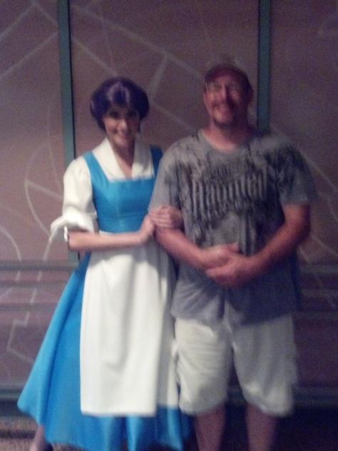 Belle at Character Palooza 2012