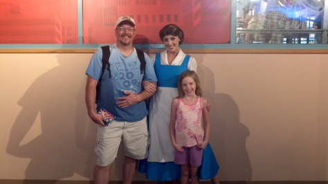 Belle at Character Palooza 2012
