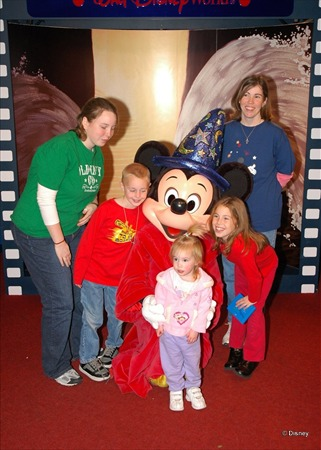 Sorcerer Apprentice Mickey Hollywood Studios 2005