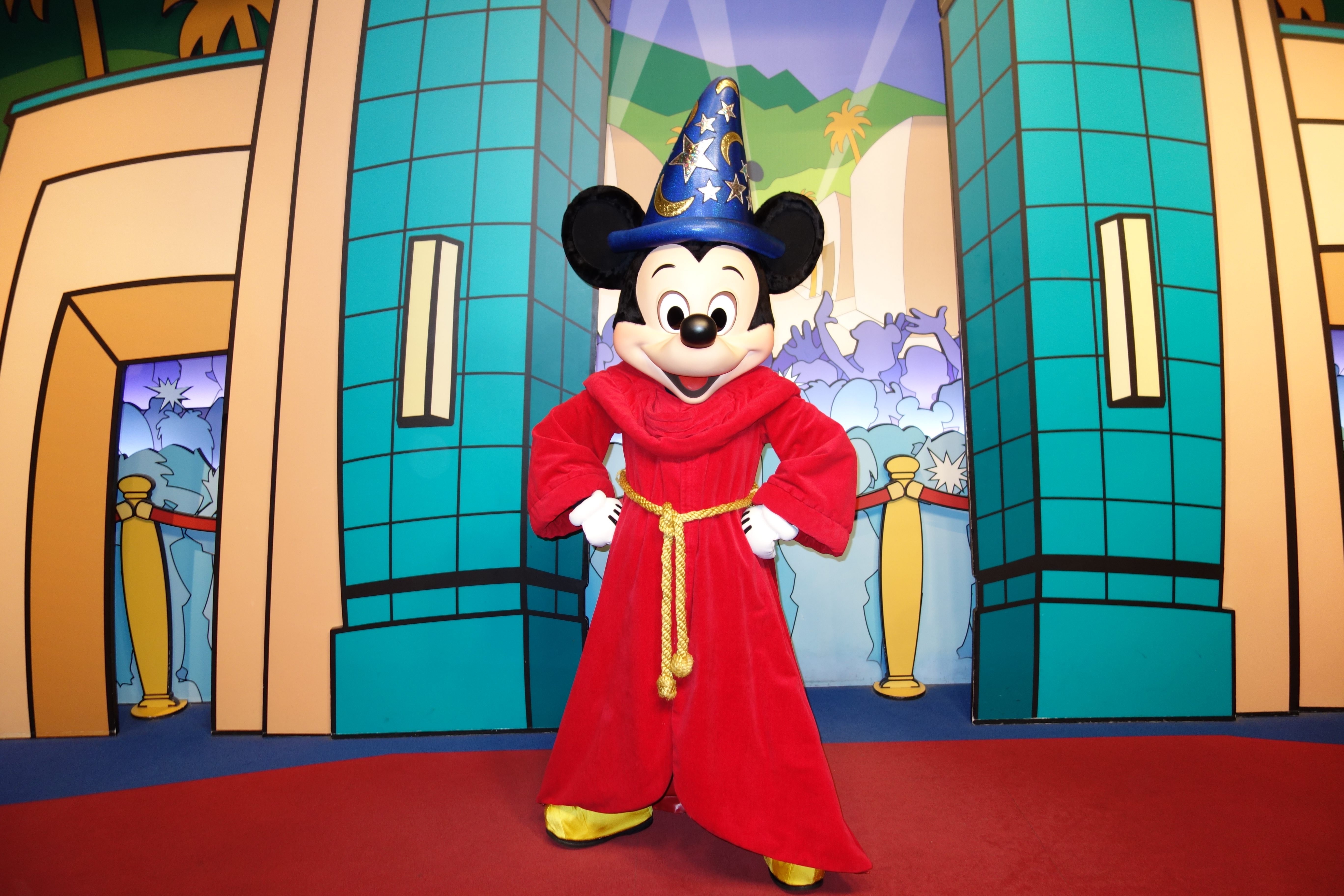 mickey mouse in hollywood studios kennythepirate u0027s unofficial