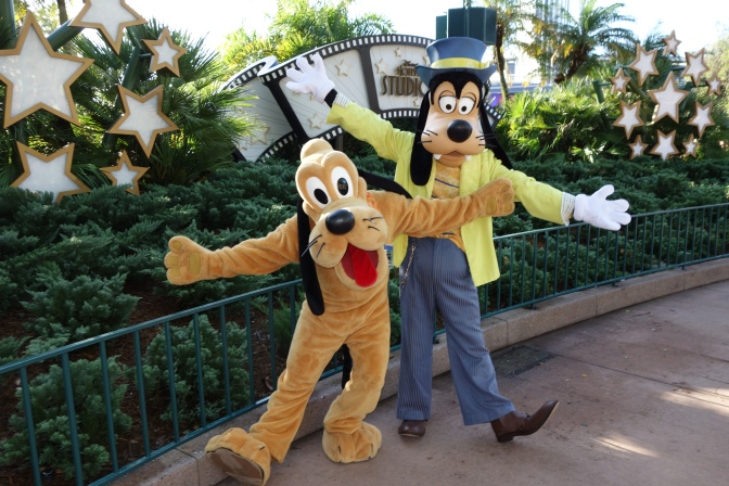 Hollywood Studios Extreme Character Touring Plan