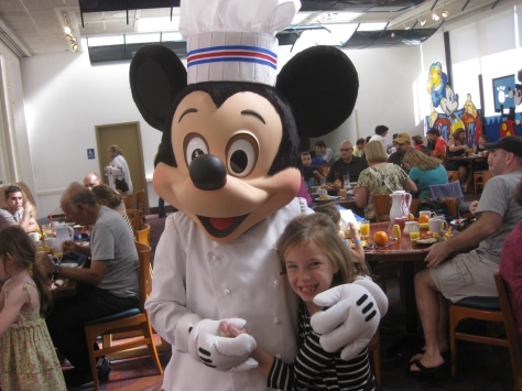 Mickey Chef Mickeys 2011