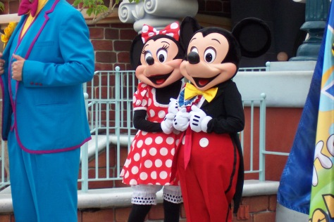 Mickey & Minnie  2007 DL