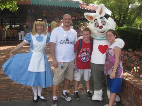 Alice & White Rabbit 2010
