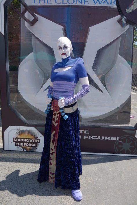 Asajj Ventress Star Wars Weekends 2013