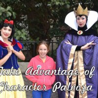 Take advantage of Character Palooza!
