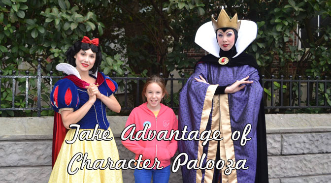 when is character palooza, where is character palooza