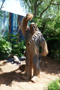 Chewbacca Star Wars Weekends 2013