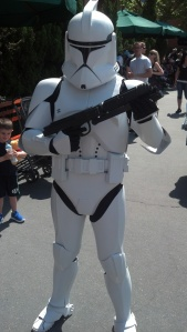 Clone Trooper Star Wars Weekends