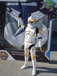 Commander Cody Star Wars Weekends 2013