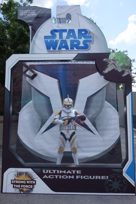 Commander Cody Star Wars Weekends 2013