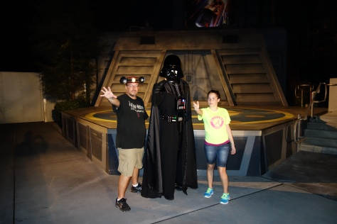 Darth Vader VILLAINS BASH 2012
