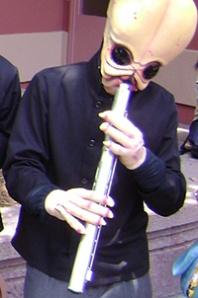 Ickabel G'ont Cantina Band Member