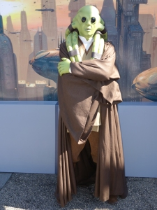 Kit Fisto Star Wars Weekends 2013