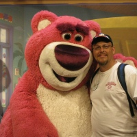 Lotso Huggin Bear