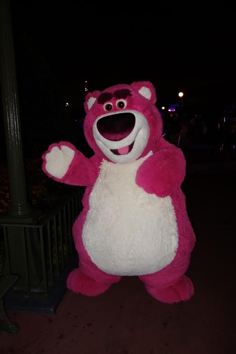 Lotso Huggin Bear – Mickey's Not So Scary Halloween Party