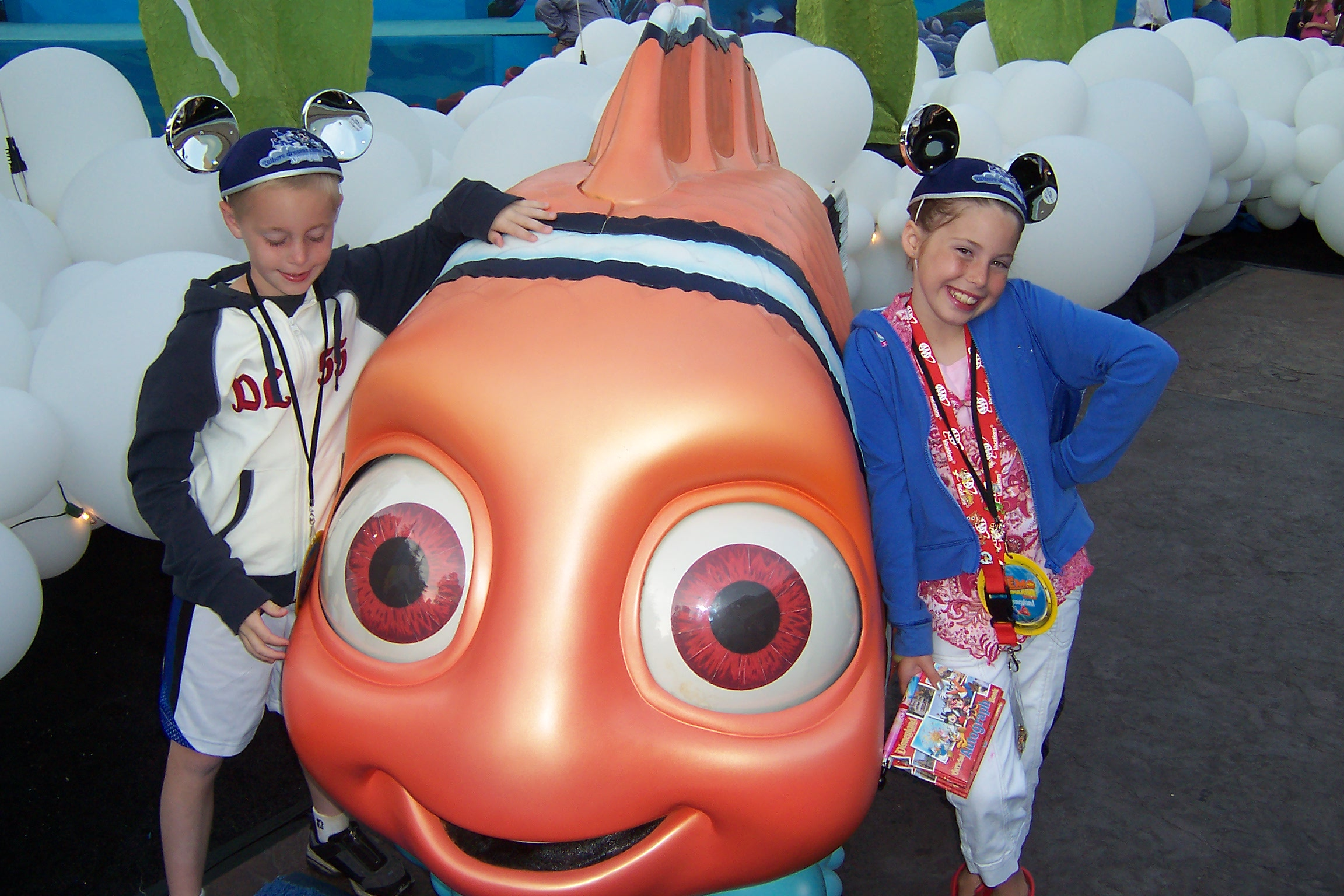 Nemo Kennythepirates Unofficial Guide To Disney World