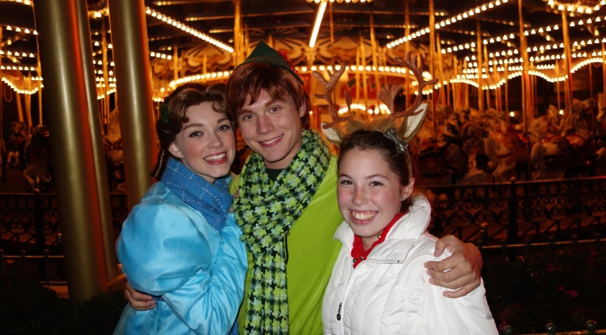 Rumor Round up:  Peter Pan and Wendy may fly again, Mickey held up and Noah style Princesses