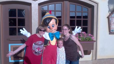 Pinocchio MK 2011