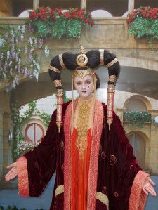 Queen Amidala Star Wars Weekends 2013
