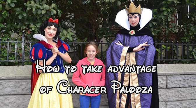 Walt Disney World, Hollywood Studios, Character Palooza