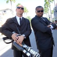 Men in Black at Universal Studios Orlando