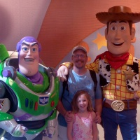 Woody - Hollywood Studios