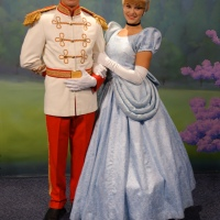 Cinderella at Town Square Theater in Magic Kingdom