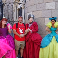 Tremaine Family - Magic Kingdom Fantasyland