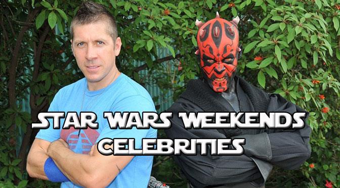 Star Wars Weekends Celebrities 2014