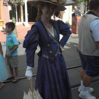 Constance Purchase - Magic Kingdom