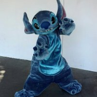 Stitch - Magic Kingdom Tomorrowland