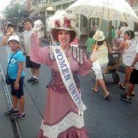 Hildegard Olivia Harding - Magic Kingdom Main Street