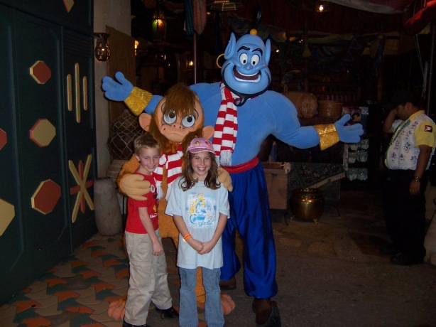 Abu and Genie MVMCP 2006
