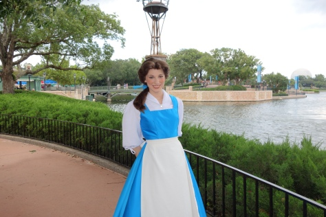 Belle France Epcot September 2012